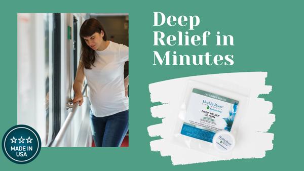 Deep Relief in Minutes